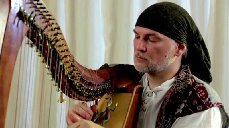 Песни гномов в хоббичьей норе Dwarves' songs in hobbit's hole