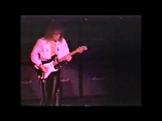 Yngwie Malmsteen - Live in Canada 1986