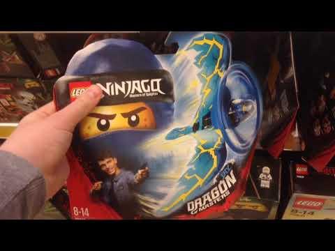 Влог из Мира Кубиков НОВЫЕ НАБОРЫ LEGO BUGGATI CHIRON И LEGO NINJAGO 2018 ГОДА 2 ПОЛУГОДИЯ