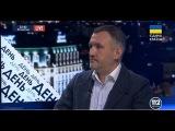 Ренат Кузьмин в прямом  эфире на канале