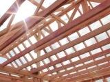 Технология строительства каркасных домов от компании