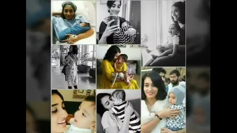 Mothers Love is the most purest form of Love Our Junnu Boy wishes his cutest mom @anjuyelavarthy a HappyMothersDay