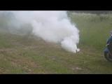 Учебная дымовая шашка