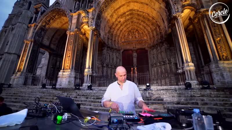 Henrik Schwarz - Live @ Cathédrale de Chartres