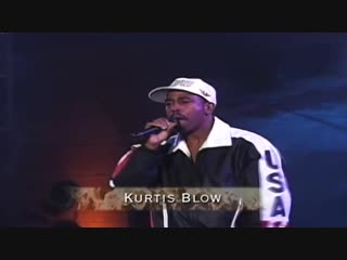 Kurtis blow — the breaks (live)