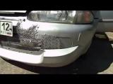 Mitsubishi colt Мега тюнинг