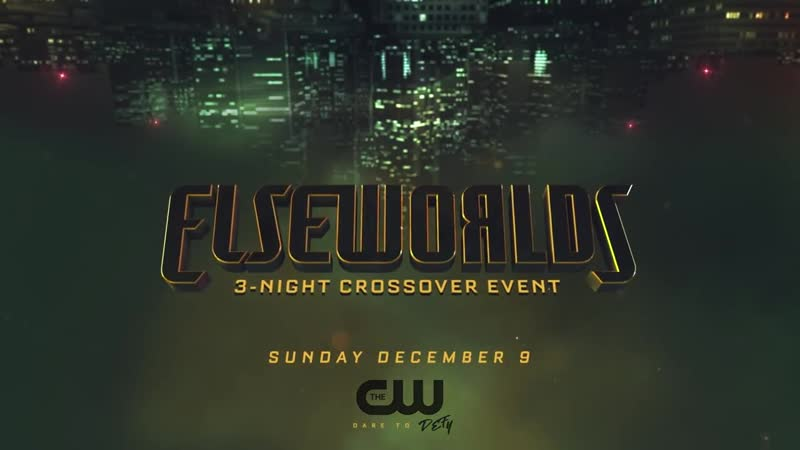 Supergirl - Elseworlds, Part 1 Promo - The CW