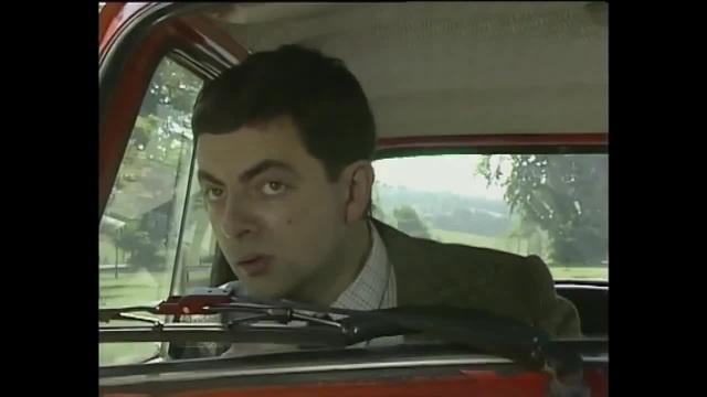 Racer Mr. Bean