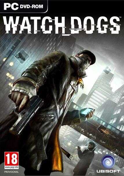 Watch Dogs logo, coverart, логотип, картинка