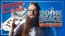 Boom Beach Announcing WARSHIPS Developer Update