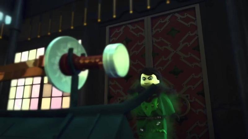 Ninjago tribute KaiMorrogarmadon~monster