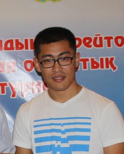 Ардақ Аукенов, 8 октября 1988, Екатеринбург, id172420158