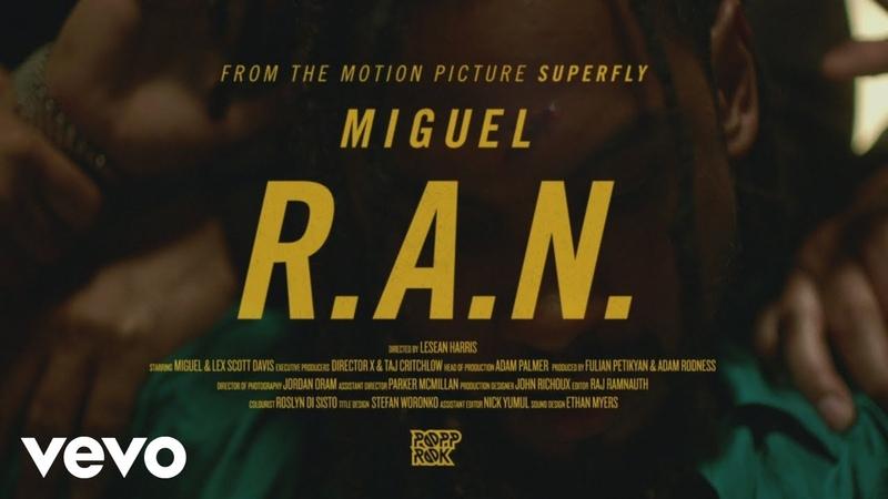 Miguel - R.A.N.