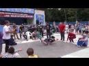 "Фестиваль брейк-данса и хип-хопа ""На мажорной волне"" (24.08.2014, ЦПКиО)"