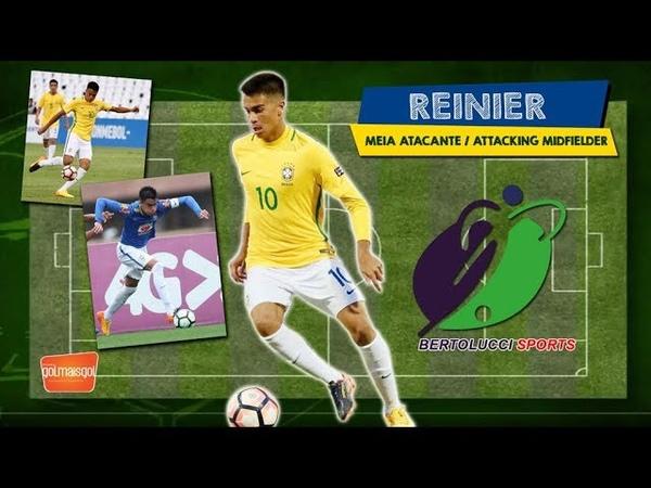 REINIER Jesus Carvalho - Meia Atacante - www.golmaisgol.com.br - BERTOLUCCI SPORTS