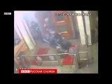Захват парламента Крыма с камер видеонаблюдения