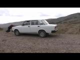 Узбекистан. Магнитная аномалия в горах Байсуна (март 2017)