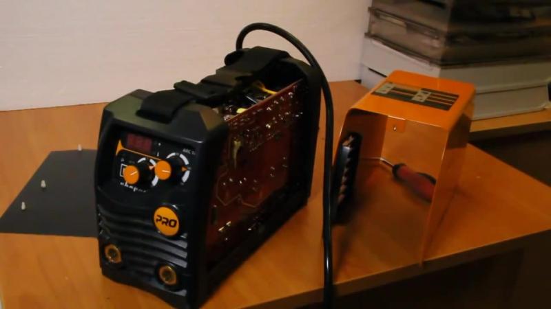 Сварог PRO ARC 160 ,180, 200 обзор сварочных инверторов.