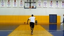 Basketball Post Play - Rebounding Tip Drill - Coach Dave Loos