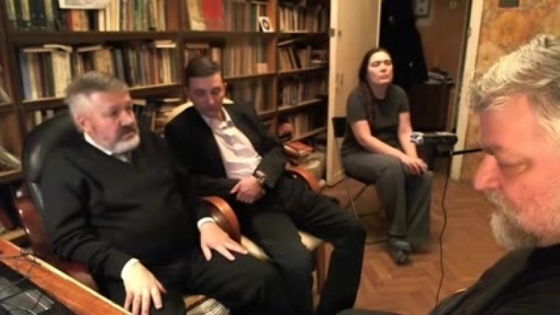Меняйлов и два доктора наук