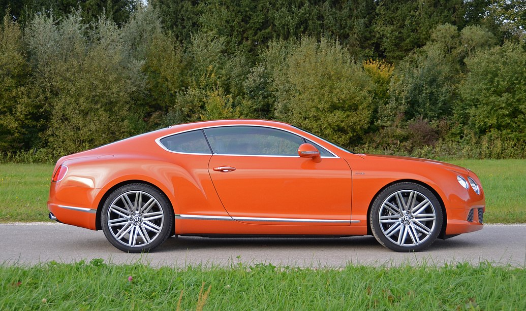 Цена Bentley Continental 2013