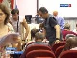 Бомжи явились на ярмарку вакансий в Москве
