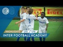 HIGHLIGHTS INTER U16 and U15 | Double victory against Cagliari! | Inter Football Academy