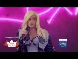 Bebe Rexha - Im A Mess (Live on Good Morning America 2018) HD 23 06 2018