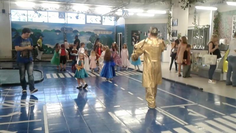 Мастер-класс для детей (часть 2) на Fashion Ball Mascarade Kids