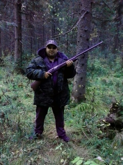 Арсен Кундухашвили, 14 мая 1993, Москва, id210444550