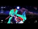 Первая известная песня《Senbonzakura》Хатсуне Мику Скрипка