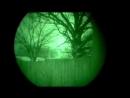 Тест монокуляра ночного видения