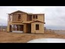 Как строят дома в Америке Калифорнии и Цены