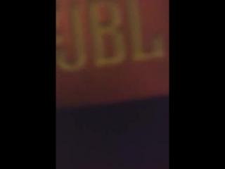 Моя колонка JBL