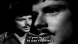 San Francisco SCOTT MCKENZIE lyrics