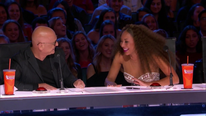Mel B Is Confused By The Strangest AGT Acts - Americas Got Talent 2018