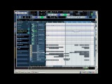 Tony Ray ft Gianna Chica Loca electro remix hands up version in Cubase)