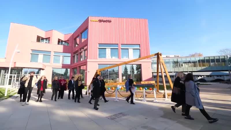 Техноград. Образовательный комплекс на ВДНХ