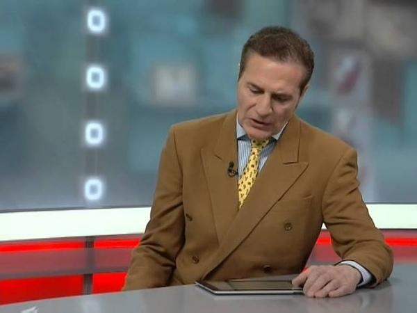 Dr. Lajo en TV Rusa