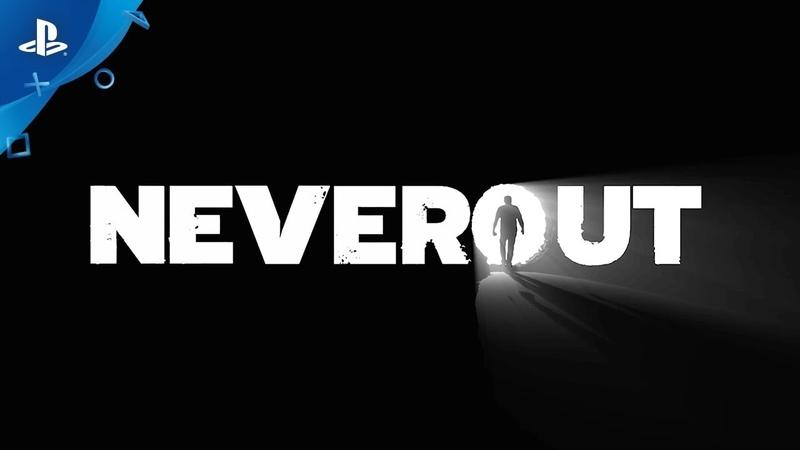 Neverout - Announcement Trailer   PS4, PSVR