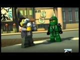 Лего Нинзяго 2 сезон 21 серия - День когда Ниндзяго замерло