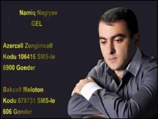 Namiq Nagiyev Mahnilari (17 mahni) 2013