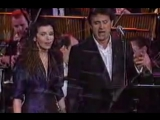 George Dalaras, Emma Shapplin. Погасшие звёзды - Spente le Stelle 2011