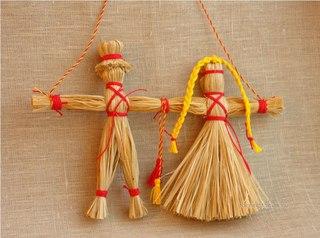 куклы из ниток своими руками пошаговая инструкция - фото 5