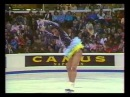 Debi Thomas Wanda Beezel 1988 Sabre Dance Composer Aram Khachaturian from the ballet Gayane Event 1988 World Championships Exhibition