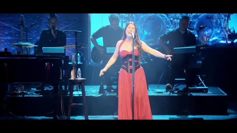 Evanescence - Overture Never Go Back (Synthesis Live Dvd HD)