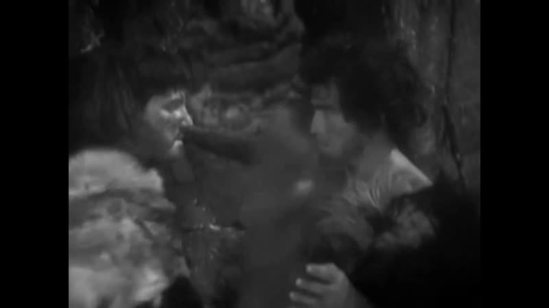 Doctor Who Classic S01E01 An Unearthly Child Part 4 Firemaker