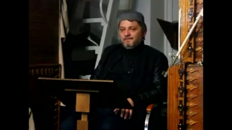 Хусейн Афанди. Лекция о матери