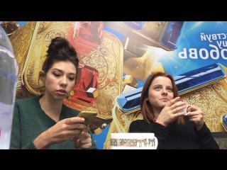 """""""Ольга"""": Алина Алексеева и Ксения Суркова в прямом эфире!"""