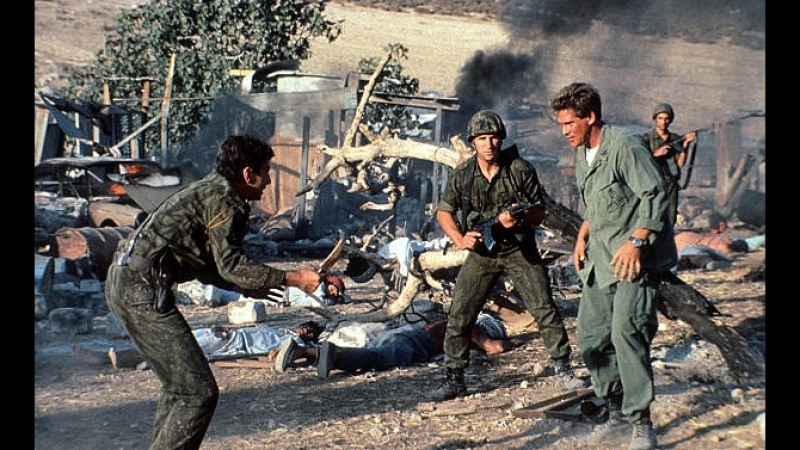 1991 - Живой щит / The Human Shield
